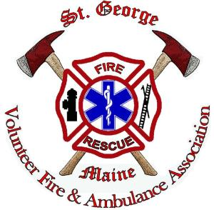 St. George, Maine Volunteer Fire and Ambulance Association seal